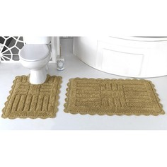 Набор из 2 ковриков для ванной ANCOR Karna