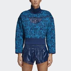 Куртка для бега Sweater adidas by Stella McCartney