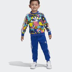 Купить Adidas BS2204 Men originals NEVA Crew Sweat LS на