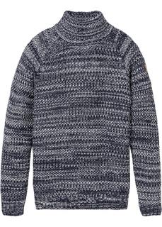 Мужские пуловеры Пуловер Regular Fit с воротником-стойкой Bonprix