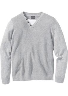 Мужские пуловеры Пуловер Slim Fit Bonprix