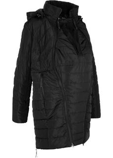 Куртки Куртка для беременных со вставкой для малыша Bonprix