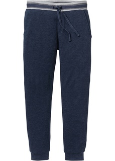 Спортивные штаны Брюки из трикотажа пике Bonprix