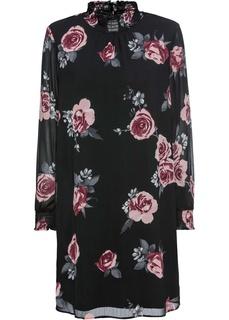 Платье из шифона Bonprix