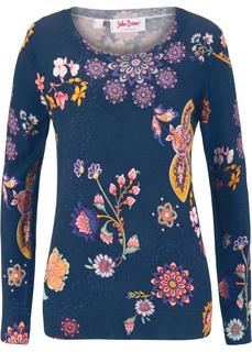 Пуловеры и кардиганы Пуловер с рисунком Bonprix