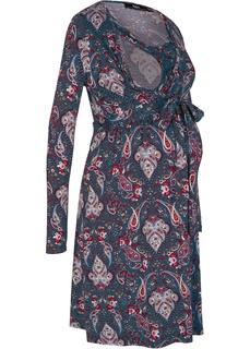 Платья Платье для беременных и кормящих мам Bonprix