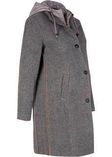 Куртки Пальто для беременных с карманом для малыша Bonprix