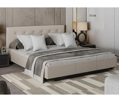 Кровать двуспальная Трия Triya