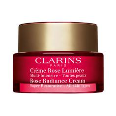 CLARINS Восстанавливающий дневной крем с эффектом сияния для любого типа кожи Multi-Intensive