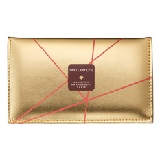 SHU UEMURA Набор макияжных кистей Ganache & Praline Premium Brush Coffret