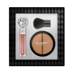 KARL LAGERFELD & MODELCO Набор для макияжа губ и лица