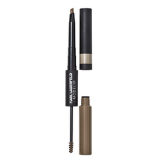 KARL LAGERFELD & MODELCO Набор для бровей MORE BROWS FIBRE BROW GEL & CRAYON DUO