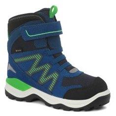 Ботинки ECCO 710272 синий
