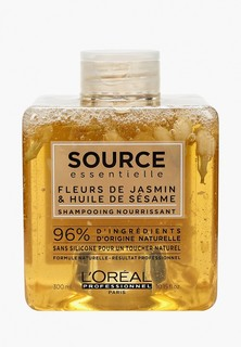 Шампунь LOreal Professionnel Source Essentielle Nourishing для сухих волос
