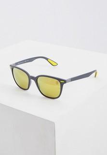 Очки солнцезащитные Ray-Ban® RB4297M F6086B Ferrari Collection