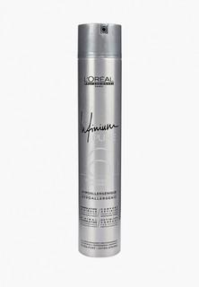 Лак для волос LOreal Professionnel INFINIUM PURE EXTRA STRONG Для экстрасильной фиксации