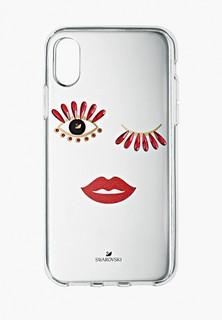 Чехол для iPhone Swarovski® NEW LOVE FACE