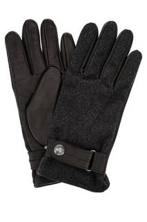 Перчатки IS90900 black/d.grey Eleganzza