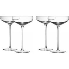 Набор из 4 бокалов-креманок 300 мл LSA International Wine (G730-11-991)