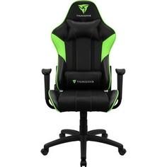 Кресло компьютерное ThunderX3 EC3 black-green AIR