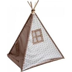 Вигвам палатка Everflo Hut ES-112 beige