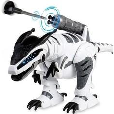 Le Neng Toys Радиоуправляемый интерактивный динозавр (стреляет присосками) - K9
