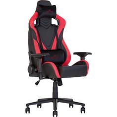 Кресло Nowy Styl Hexter pro r4d tilt mb70 eco/02 black/red