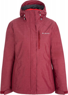 Куртка 3 в 1 женская Columbia Whirlibird IV, размер 50