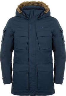 Куртка утепленная мужская Jack Wolfskin Glacier Canyon, размер 58