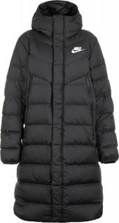 Куртка пуховая мужская Nike, размер 50-52