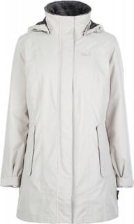 Куртка утепленная женская Jack Wolfskin Madison Avenue, размер 44