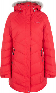 Куртка пуховая женская Columbia Lay D Down II, размер 44