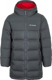 Куртка пуховая для мальчиков Columbia Bear Hunt Ridge, размер 155-159
