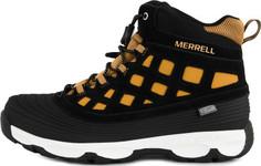 Ботинки утепленные детские Merrell M-Thermoshiver 2.0, размер 30
