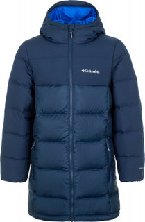 Куртка пуховая для мальчиков Columbia Bear Hunt Ridge, размер 141-149