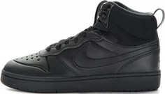 Кеды для мальчиков Nike Court Borough Mid 2 Boot, размер 35