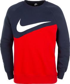 Свитшот мужской Nike Swoosh Crew, размер 52-54