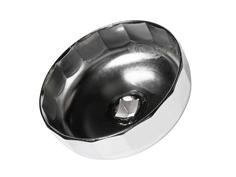 Инструмент Съемник масляного фильтра AV Steel Чашка 16-гранная 87mm AV-920108
