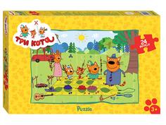Пазл Step Puzzle Maxi Три кота 90033