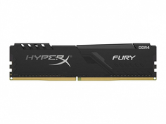Модуль памяти Kingston HyperX Fury Black DDR4 DIMM 3466Mhz PC-27700 CL16 - 16Gb HX434C16FB3/16
