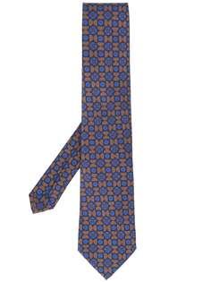 Etro галстук с узором