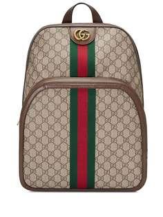 Gucci рюкзак Ophidia GG среднего размера
