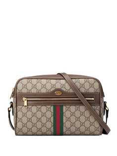 Gucci маленькая сумка на плечо Ophidia GG Supreme