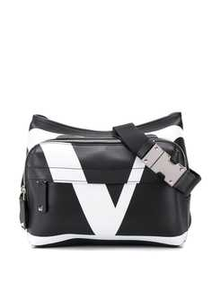Valentino поясная сумка Valentino Garavani с принтом Go Logo