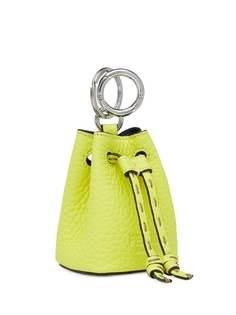 Fendi сумка-ведро Mon Tresor с подвеской