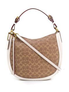 Coach сумка-хобо Sutton