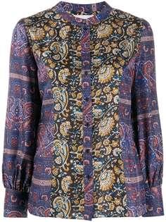 Antik Batik блузка с цветочным узором