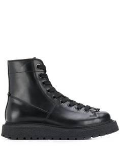 Neil Barrett ботинки на шнуровке