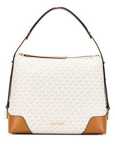 Michael Michael Kors сумка-тоут Crosby с кожаной отделкой