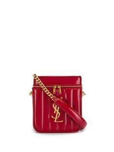 Saint Laurent сумка Vicky с круговой молнией